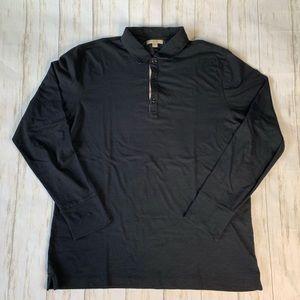 Burberry Brit Men's Shirt Nova Check Long Sleeves